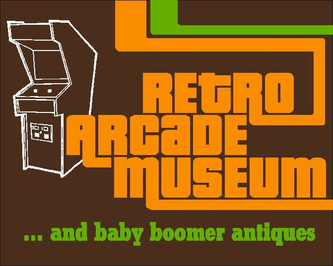 Retro Arcade Museum -- Location and Directions